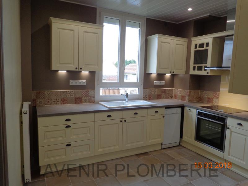 cuisine installation meubles fa ence vier val d 39 oise 95. Black Bedroom Furniture Sets. Home Design Ideas