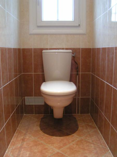 Installation wc suspendu d pannage val d 39 oise 95 for Placard suspendu wc